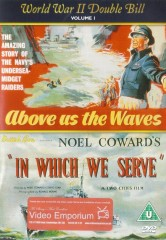 Above Us The Waves/ In Which We Serve